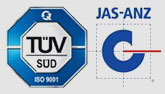 ISO 9001: 2015 Certified